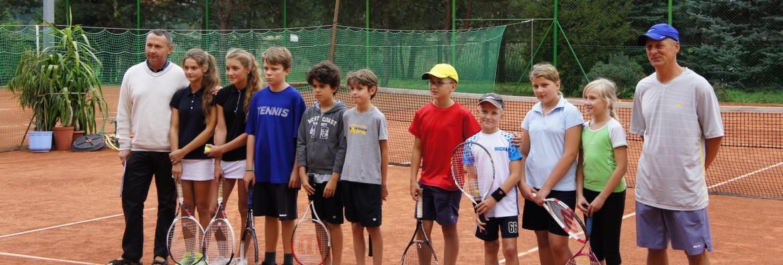drużyna tenis