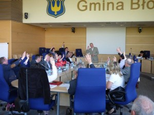 głosowanie Rady Miejskiej 9 maja 2016r.