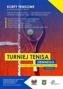 tenis turniej dni blonia
